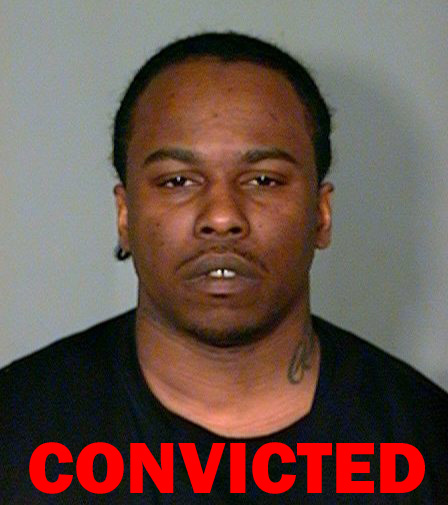 Gerjuan Tyus was convicted of Murder for the death of Todd Thomas.