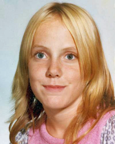 Lisa White went missing in Vernon on November 1, 1974.