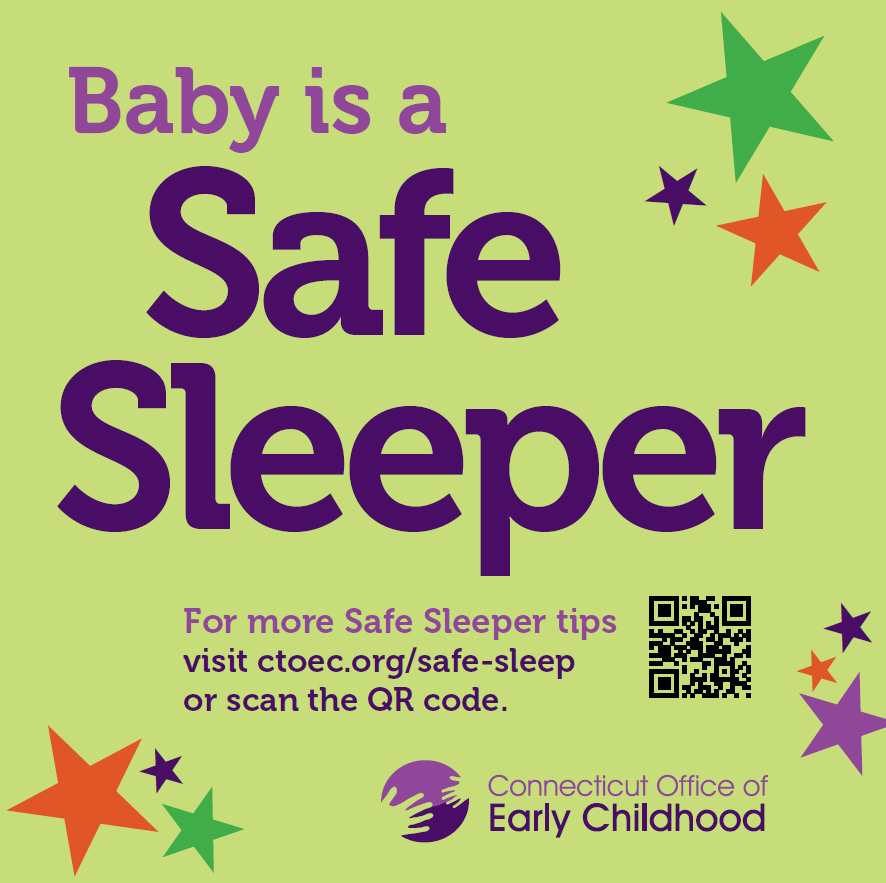 Safe Sleep Booklet Image - English