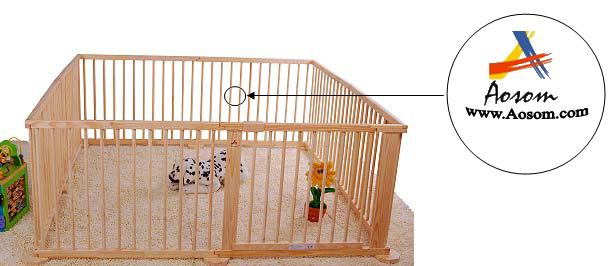 wooden playpen recalled