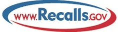 recalls.gov logo and link