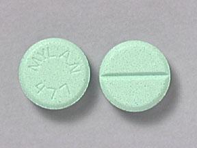 Valium Street Price