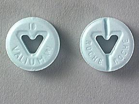 10mg Valium Street Price