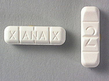 Xanax Blue Alprazolam