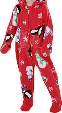 recalled red pajamas