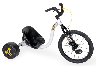 huffy slider tricycle