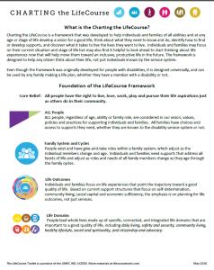 Lifecourse Infographic Foundation