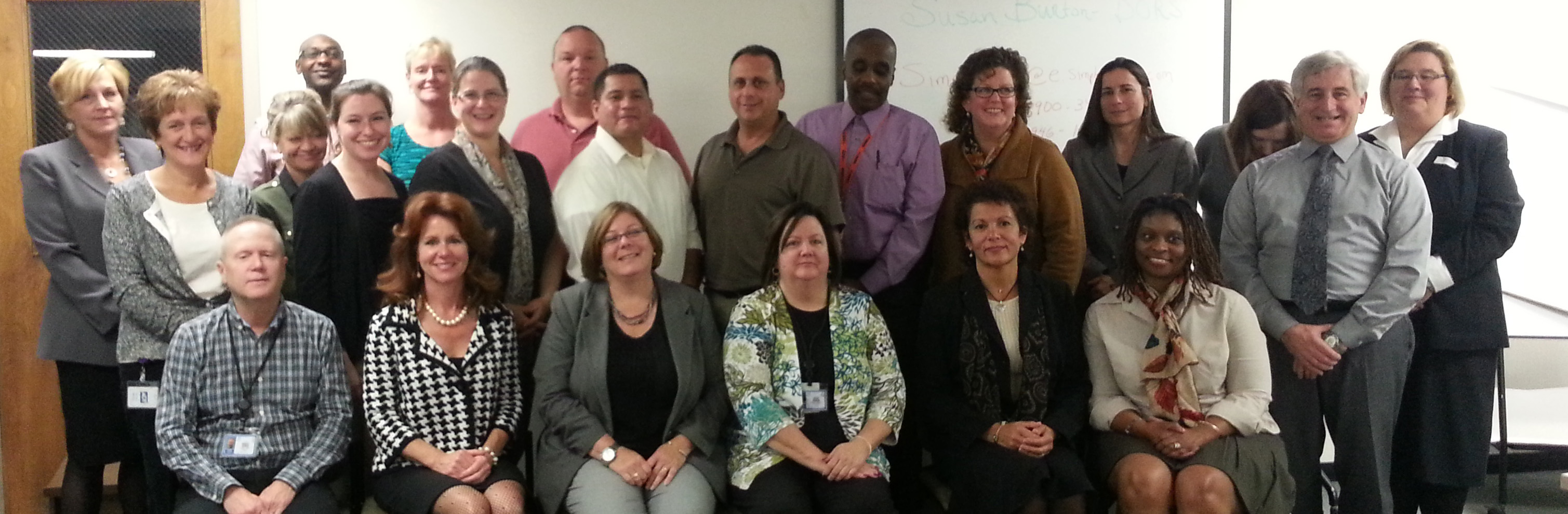 Train the Trainer Certificate Group