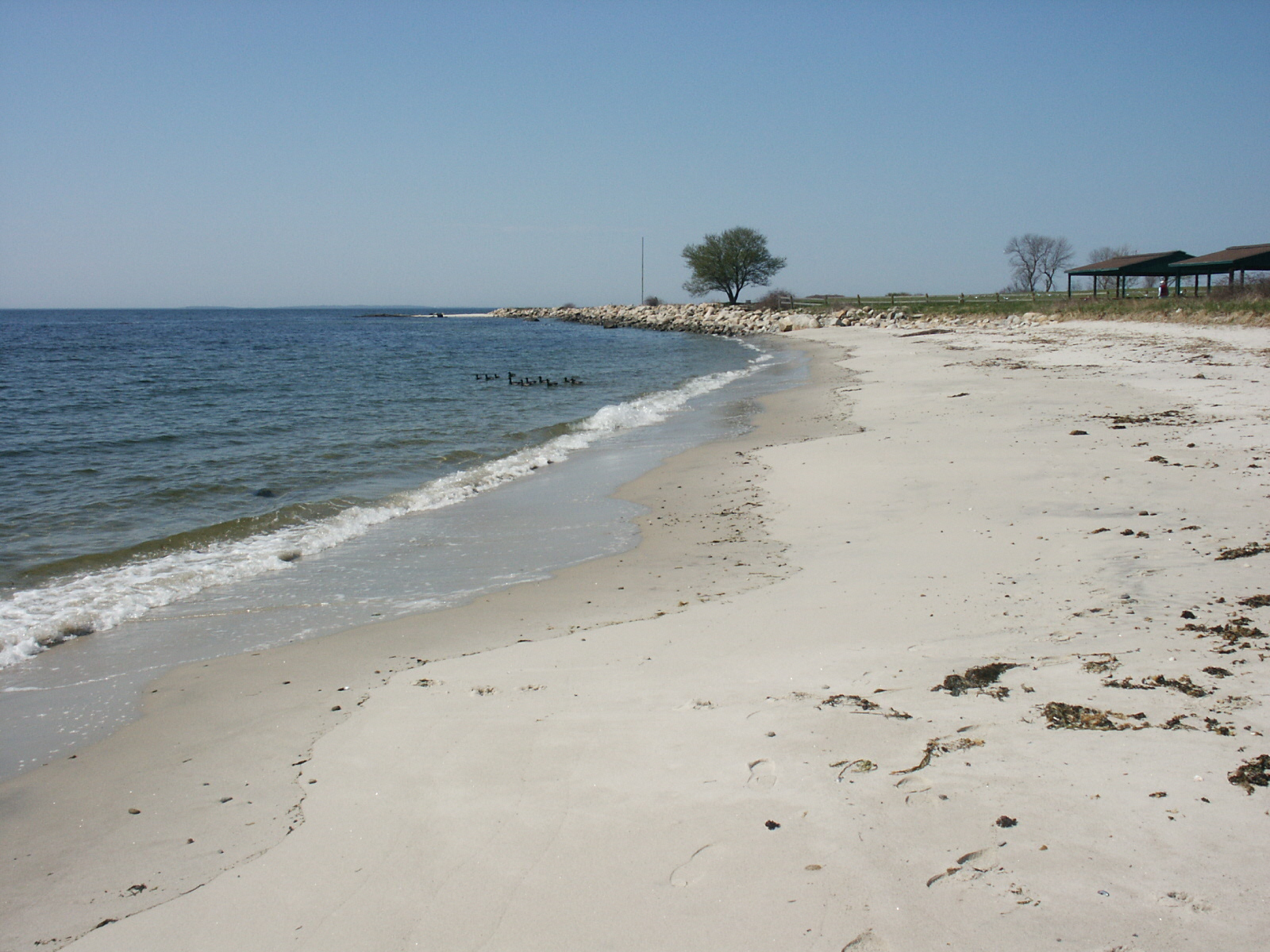 Beach Front on Long Island Sound