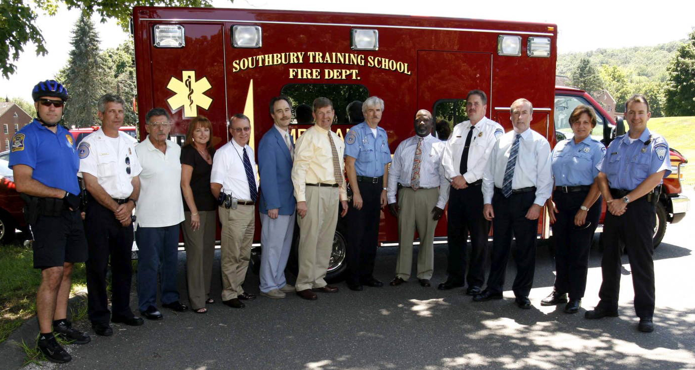 Group at Southbury Training School