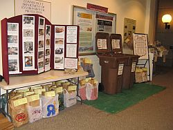 Compost Give Away on Earth Day