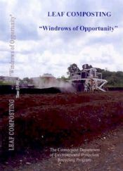 Windrow Compost Video Cover