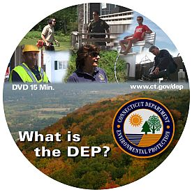 What is the DEP Video cover