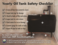 Yearly Oil Tanks Safety Checklist