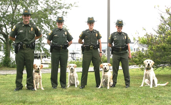 EnCon K-9 Unit