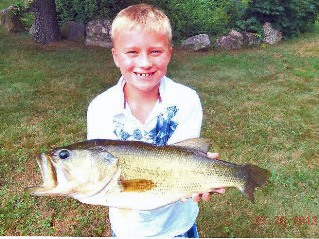 Youth angler