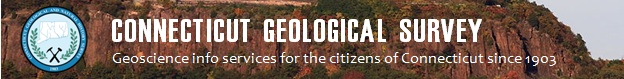 CT Geological Survey banner