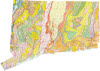 statewide bedrock geology map
