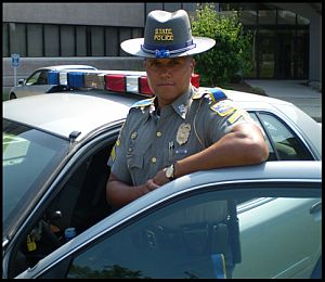 CT State Trooper