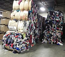 Bale of Textiles