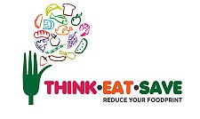 Think Eat Save Logo