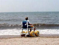 Beach Wheelchair Access