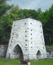 Beckley Iron Furnace