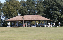 Open Air Picnic Shelter