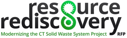 logo for Resource Rediscovery - Modernizing the CT Solid Waste System Project