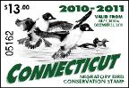 2010-2011 CT Duck Stamp