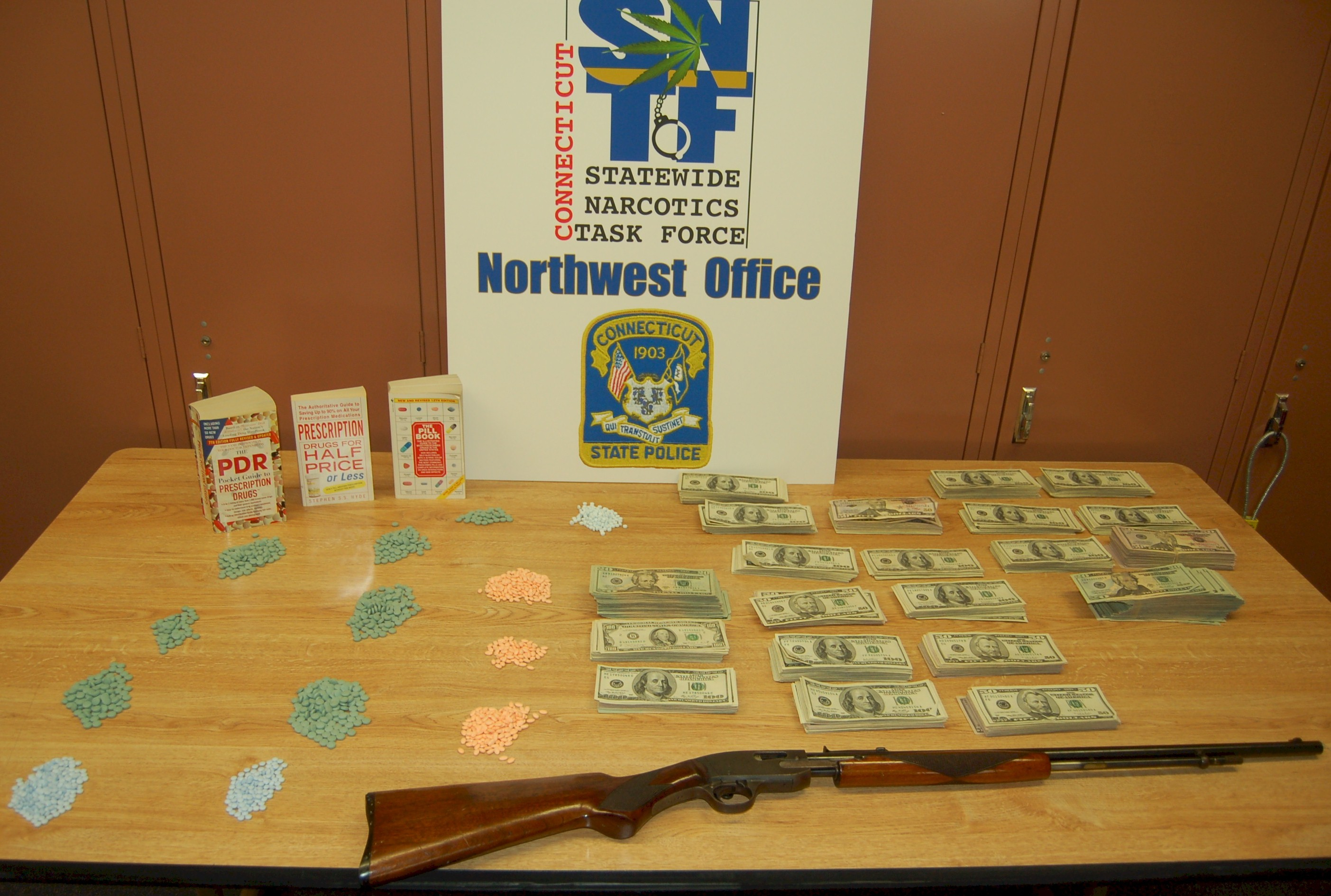 Photo of Drug Seizure