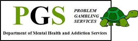 Problem Gambling Services Logo