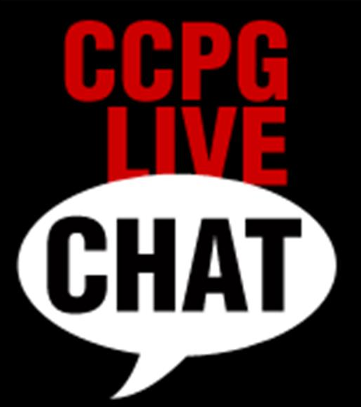 Link to Live Chat for Help with Problem Gambling