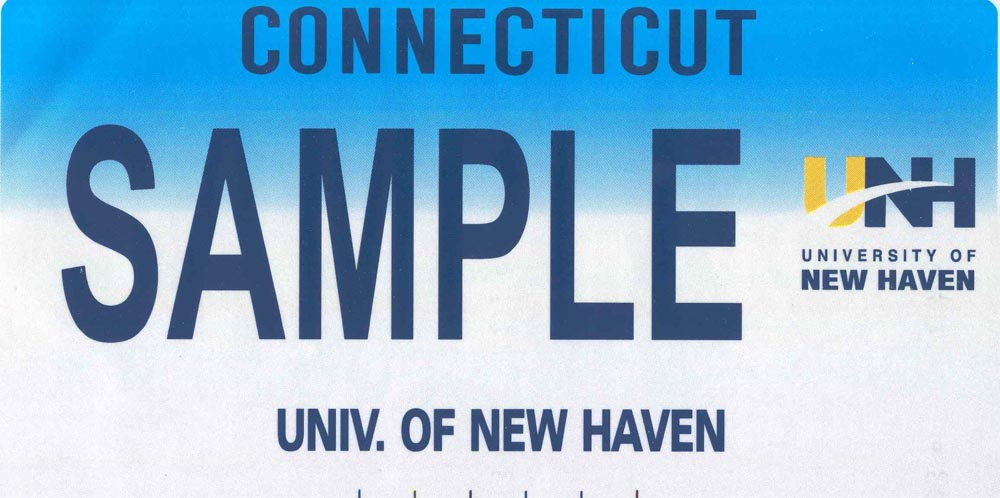 New Haven Plate
