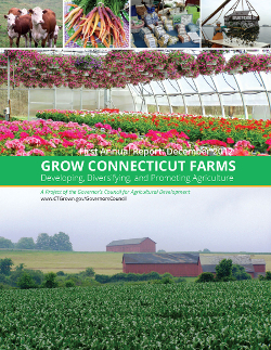 Grow CT Farms Publication Cover