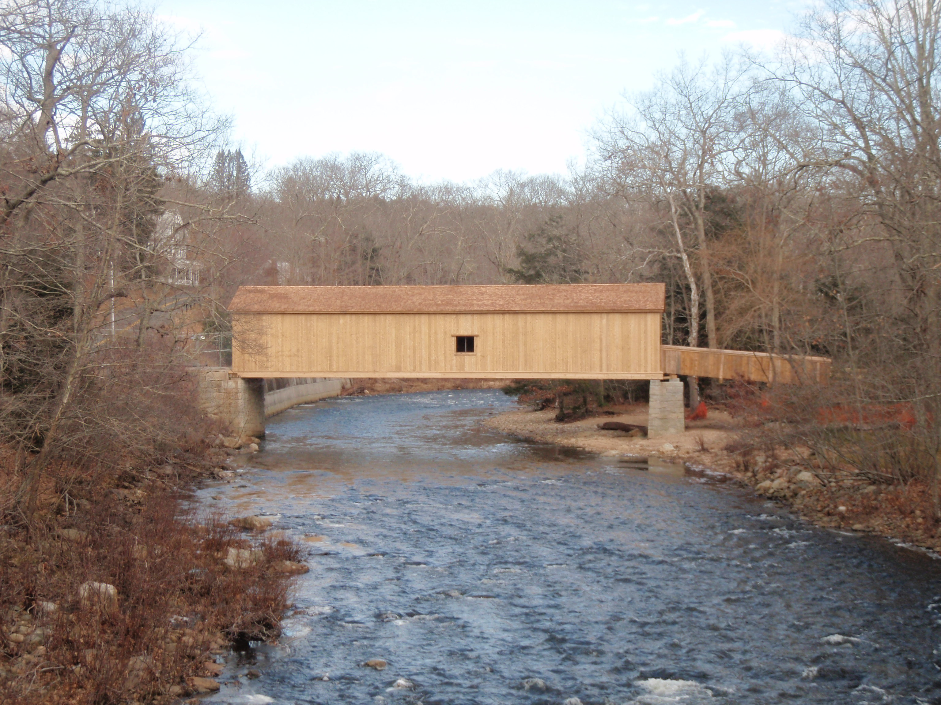 Comstock Bridge