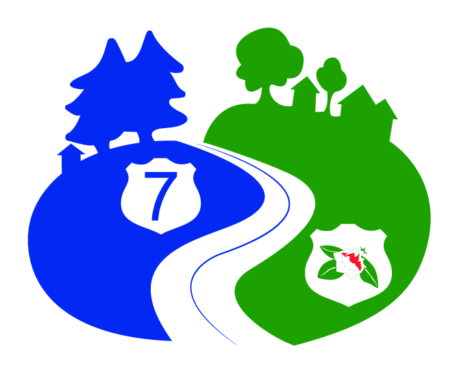Route 7-15 Norwalk project Logo