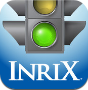 INRIX Android App Logo