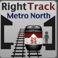 Right Track Metro North Android App Logo