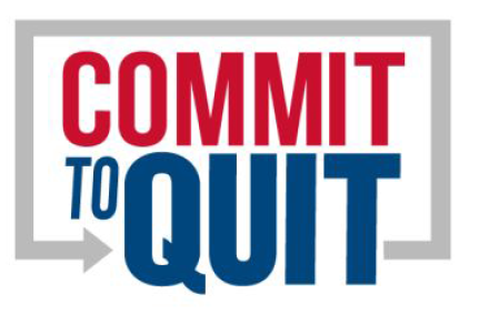 Commit to Quit Graphic