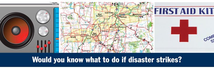Would you know what to do if disaster strikes?