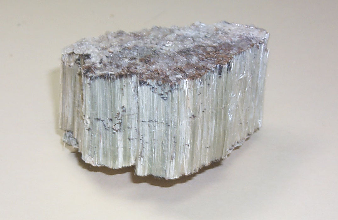 Piece of Naturally Occuring Asbestos