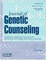 Cover of Journal of Genetic Counseling