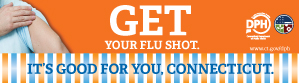 Get Your Flu Shot - It's Good For You Connecticut