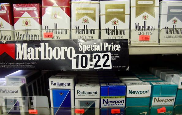 Can you purchase cigarettes Marlboro online