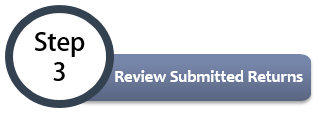 Review returns button