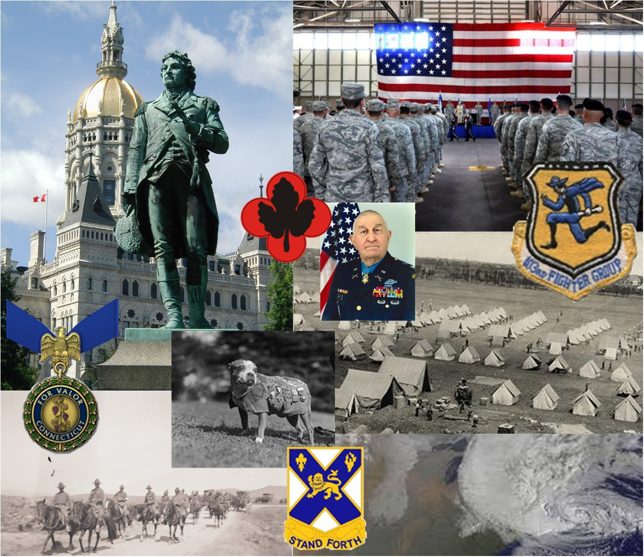 CT Military History