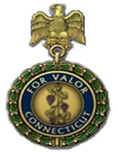 Medal of Valor without ribbon
