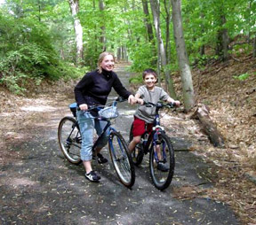 Image of Kids Biking
