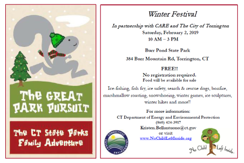 Winter Festival Information